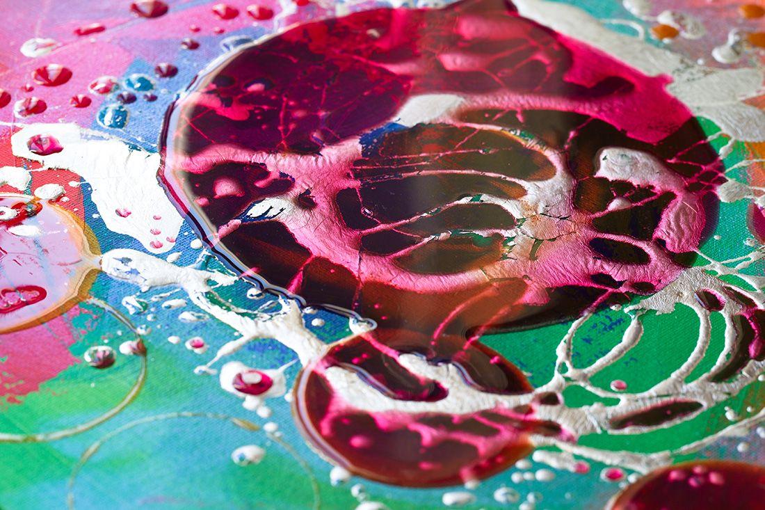 Resultado de imagen de pintura moon pebeo pearl