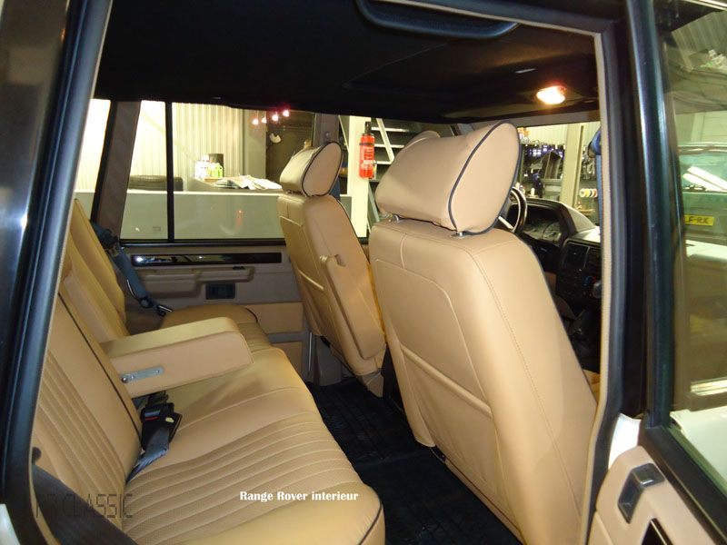 interieur range rover classic rr pinterest. Black Bedroom Furniture Sets. Home Design Ideas