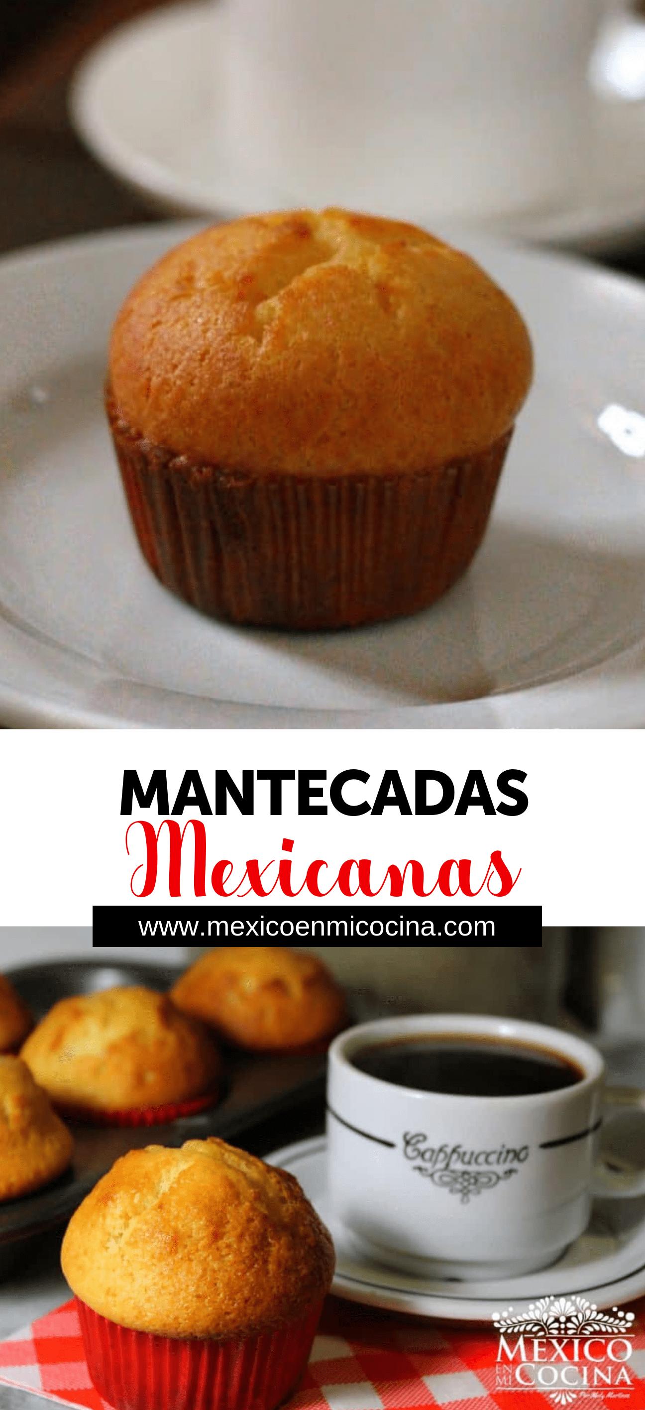 Cómo Hacer Mantecadas Mexicanas Una Receta Rápida Y Fácil Receta Panes Dulces Mexicanos Mantecadas Pan De Dulce