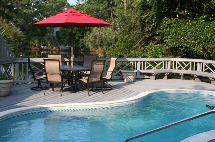 House vacation rental in sea pines from