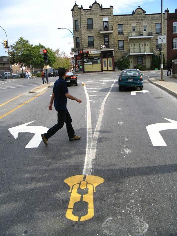 Street Art Illusions Roadworth 25