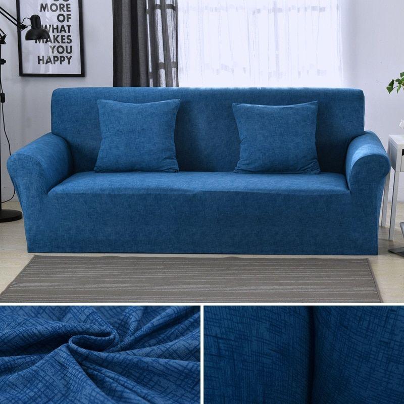 High Quality Stretchable Elastic Sofa Cover Couvre Canape Housse Canape Et Deco Maison