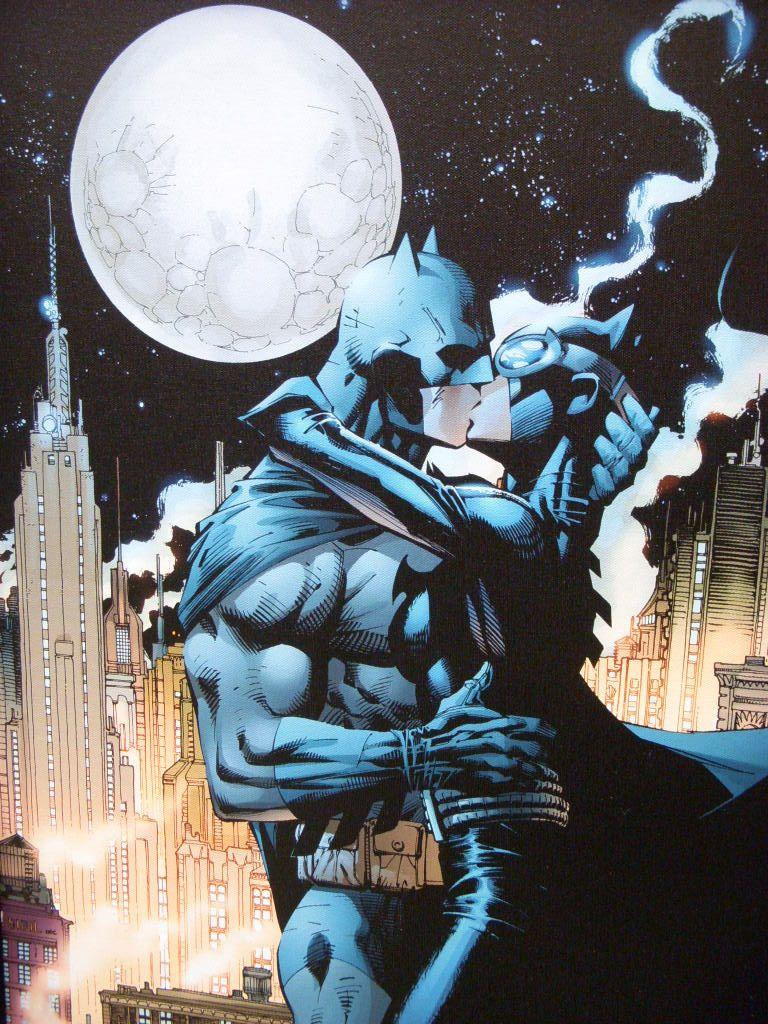 Batman Kiss Comic Sexy Inspiration Pinterest Batman Batman