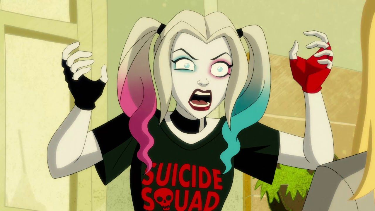 Animated R-Rated Harley Quinn Series Gets a First Trailer The first trailer for the upcoming animat