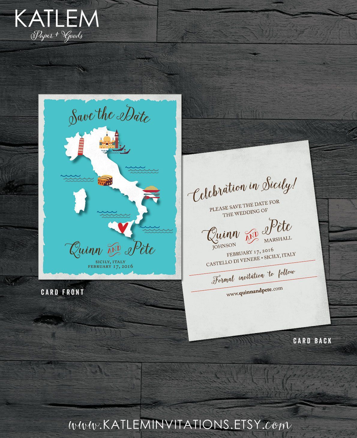 destination wedding invitation rsvp date%0A Italy Save the Date  u     Sicily  Rome  Venice  Florence Destination Wedding  u      Wedding