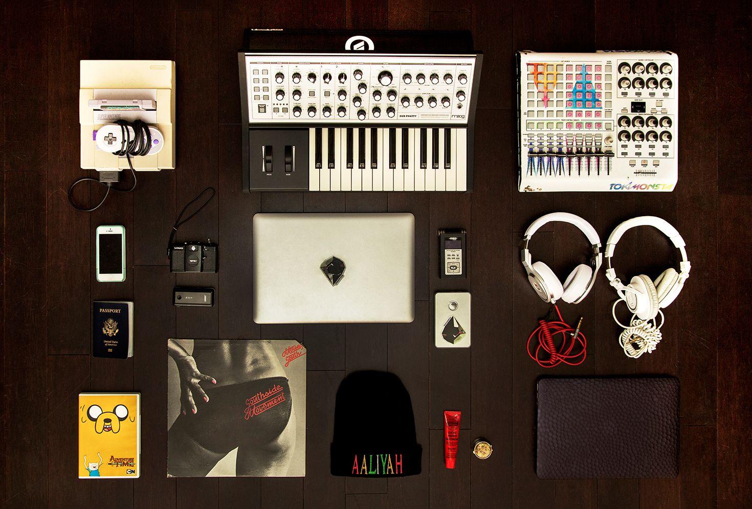 Music Essentials: TOKiMONSTA