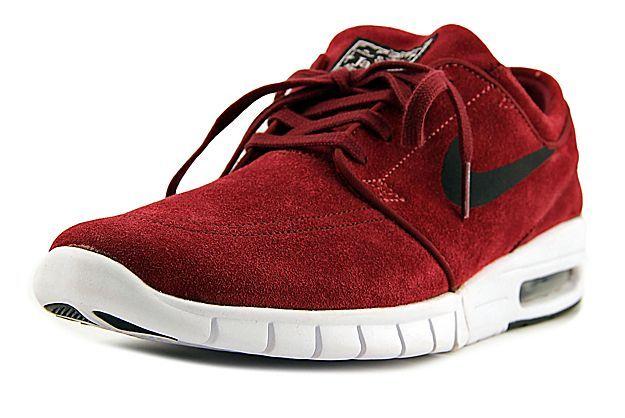 7f1dac572a7 Men Stefan Janoski Max Sneaker - Men s - FINAL SALE -Burgundy http ...