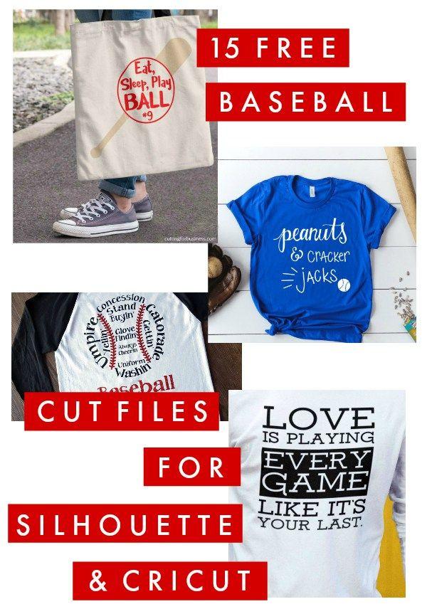 Photo of 15 Amazingly Creative Free Baseball Cut Files