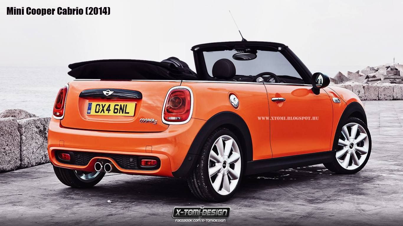 2015 mini rendered in coupe roadster and convertible forms 2015 mini cooper forum