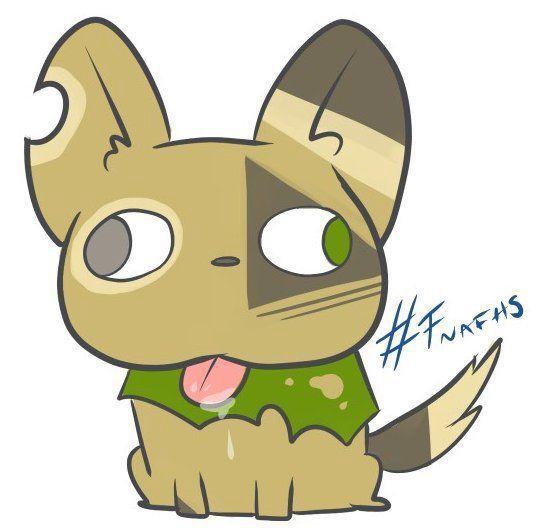 Estaba grafiteando con Los Nightmares hasta que escuche el ladrido de un perrito, al voltearme me encontré con un perrito muy Kawaii