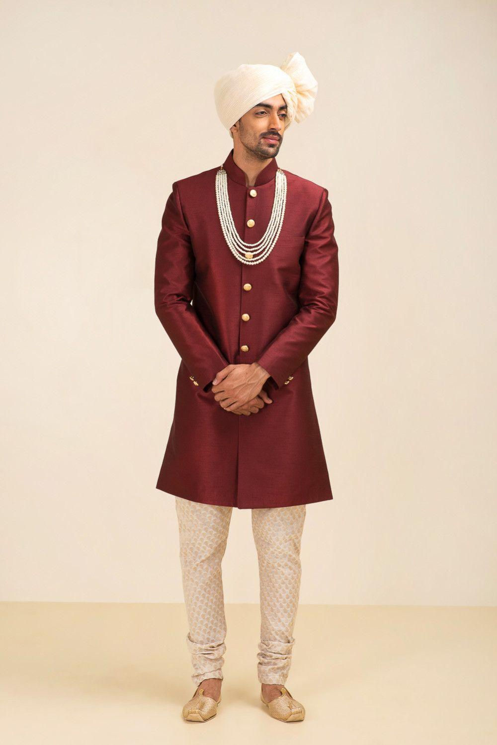 On demand wardrobe brothers th pinterest sherwani wedding