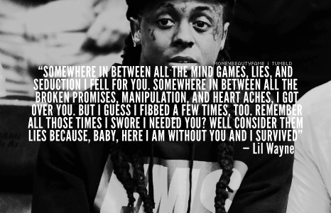 Lil Wayne Quote Tumblr Citas