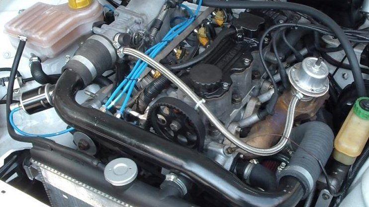 Chevette Com Motor Turbo De Omega Chevette Chevette Turbo Motor