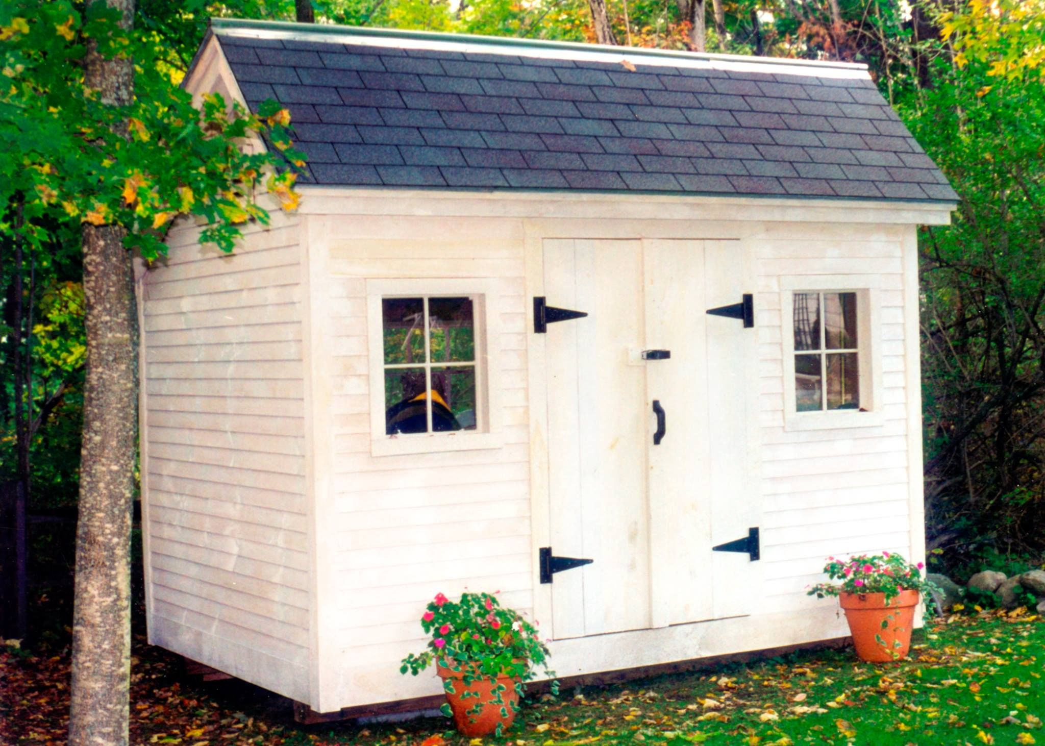 30 Garden Shed Ideas For The Ultimate Outdoor Oasis Cottage
