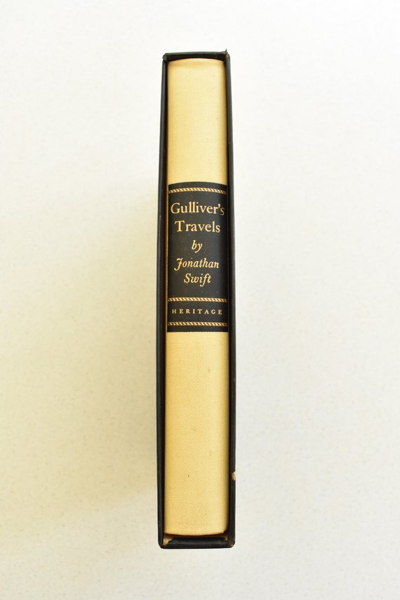 Gulliver/'s Travels by Jonathan Swift New Illustrated Collectible Hardcover Gift