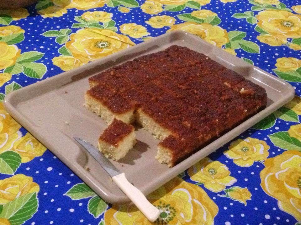 Torta de Tapioca Junina Delícia | Creative