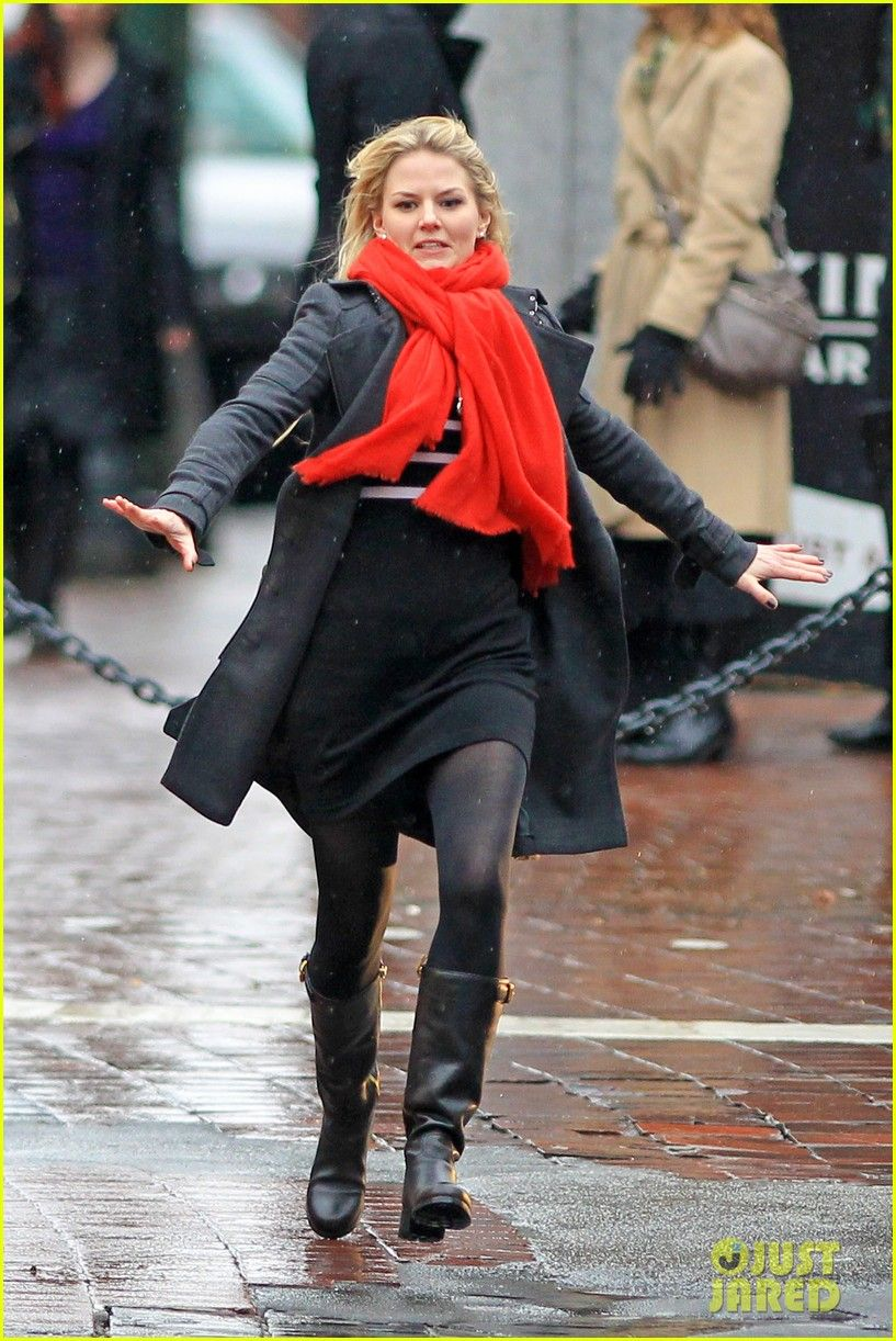Sky(Jennifer Morrison). one of the leaders(parental