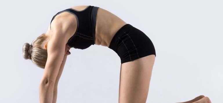 yoga varicoză picior