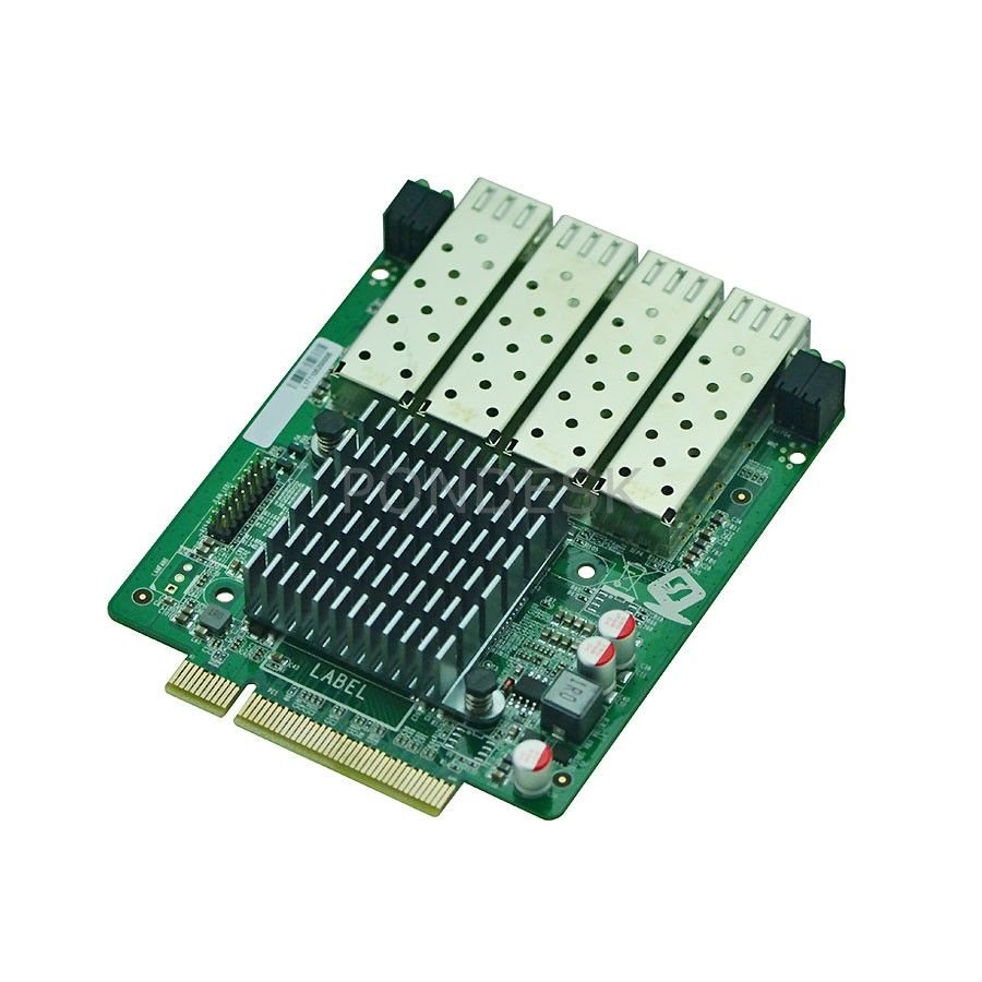 Intel XL710-BM2 PCIe X8 SFP+ 10Gig Fiber Port Interface Card
