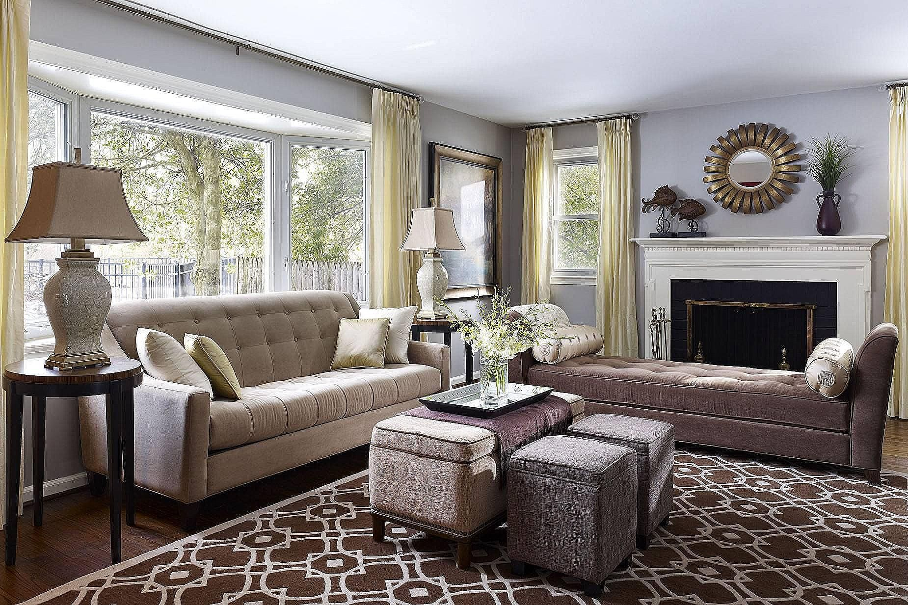 best of transitional decorating ideas living room  big