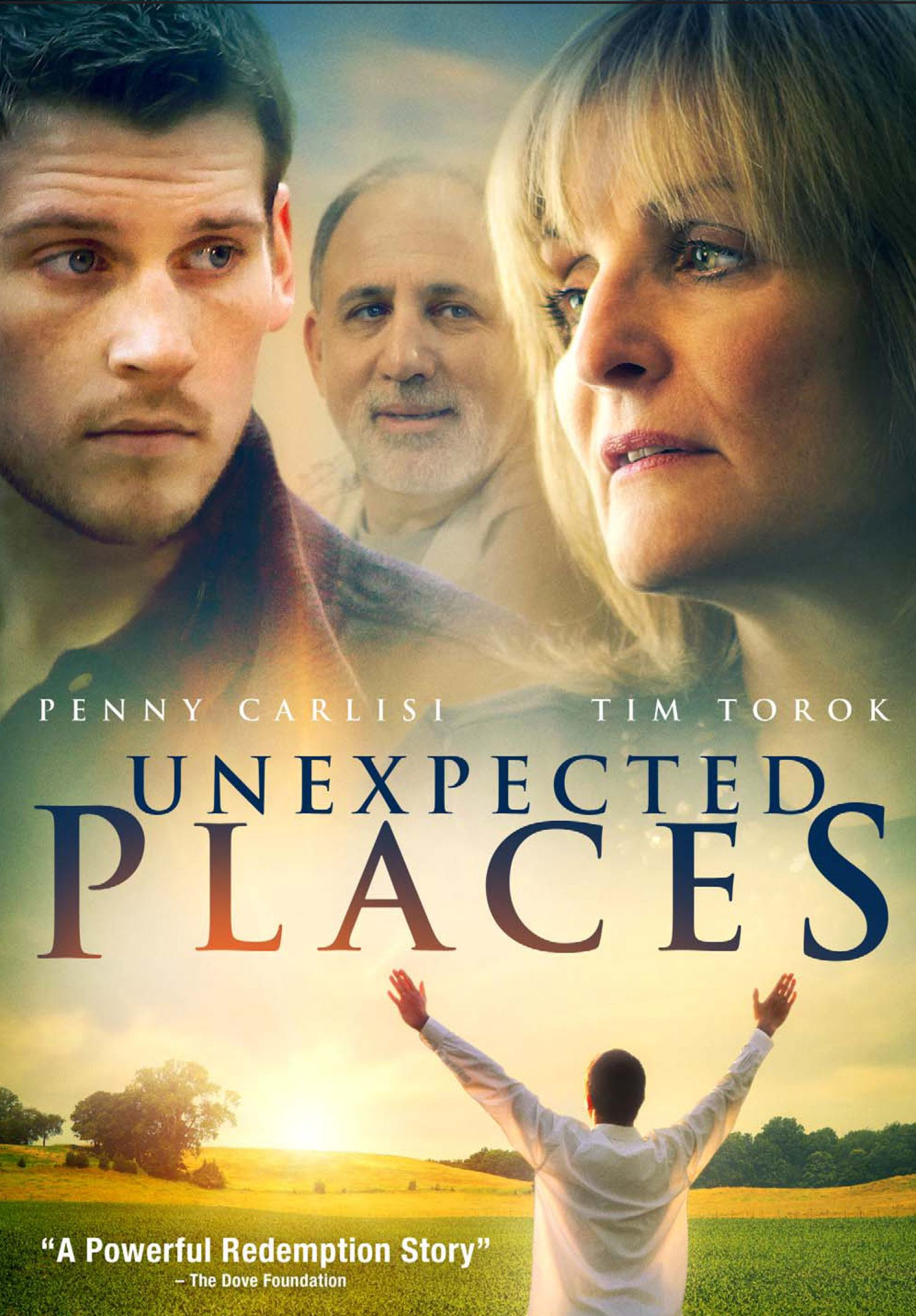 Unexpected Places Christian Movie, Christian Film, DVD