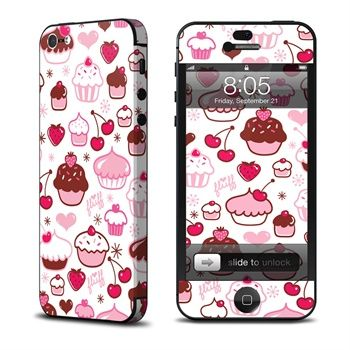coque iphone 5 cupcake