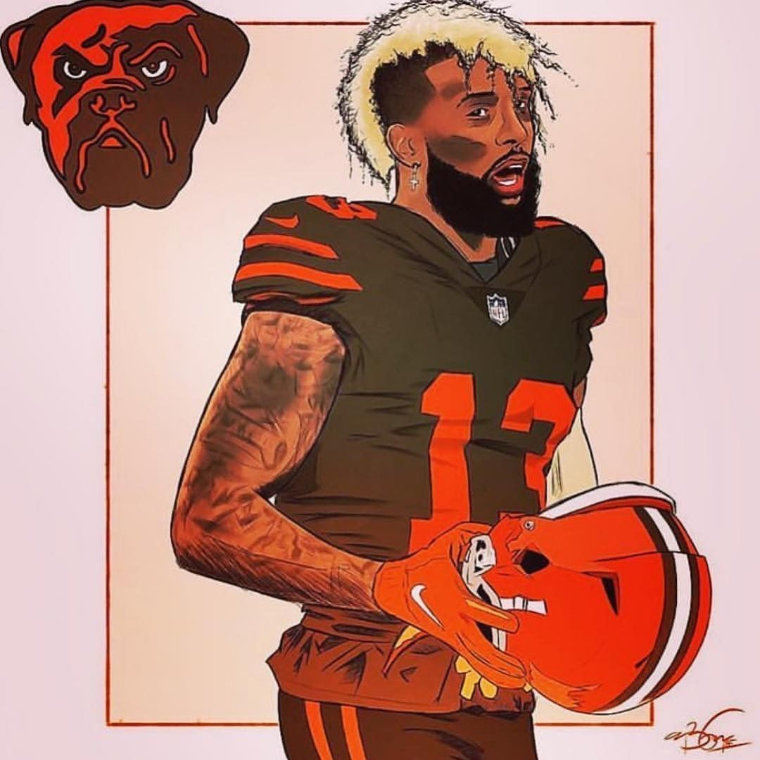 Pin by Jason Streets on Cleveland Browns Odell beckham