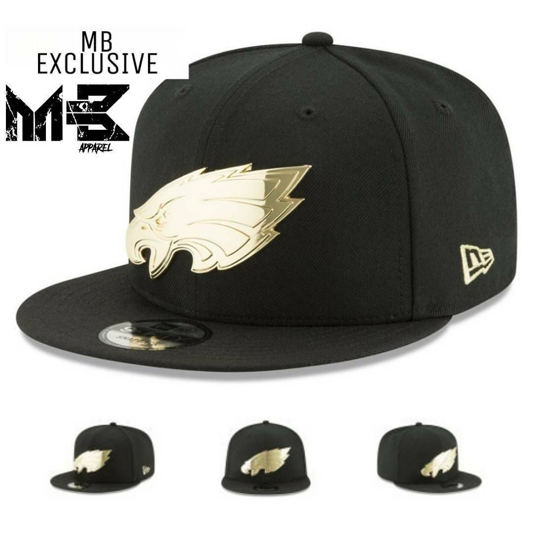 low priced 76af1 62527 ... best price roll out in style in the philadelphiaeagles newera nfl ogold  9fifty c7ac4 3440c