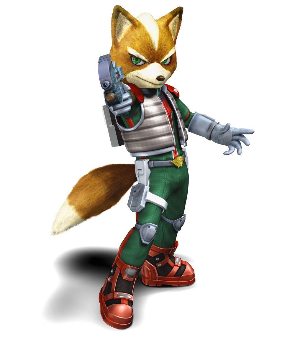 Star Fox Assault Gallery Fox Mccloud Star Fox Game