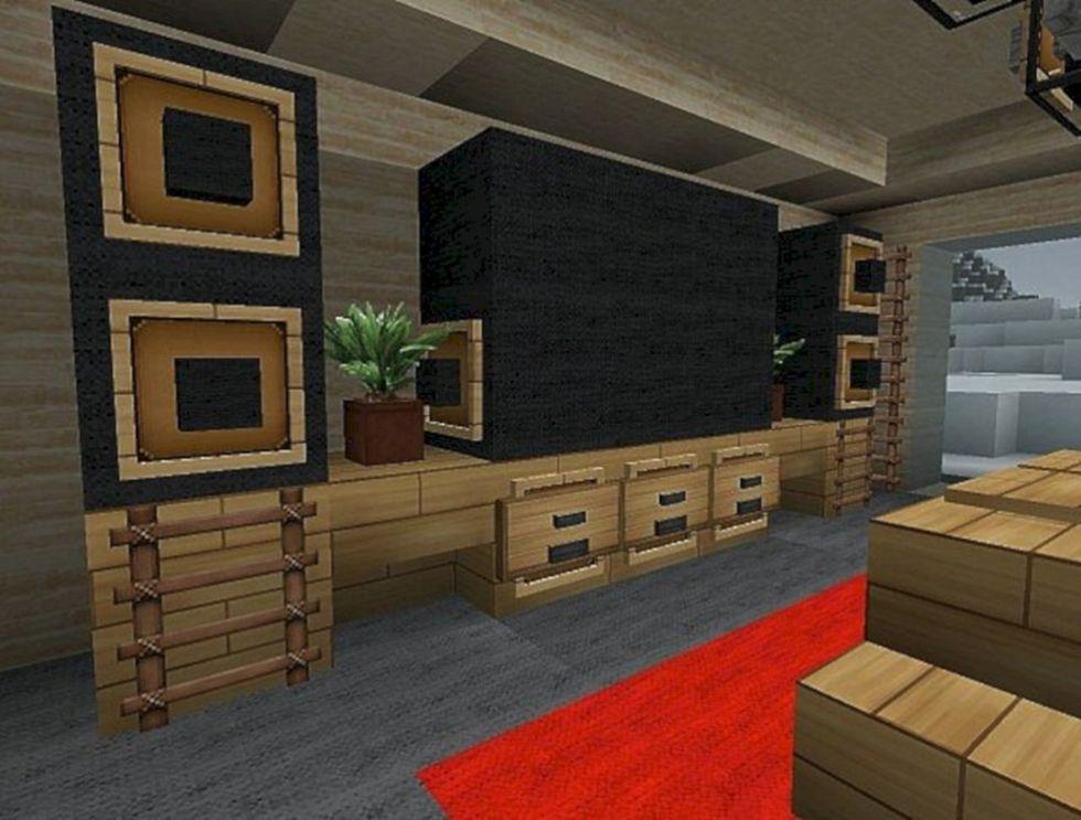 Minecraft Diy Crafts Party Ideas 13 Minecraft Interior Design Minecraft Room Minecraft House Designs