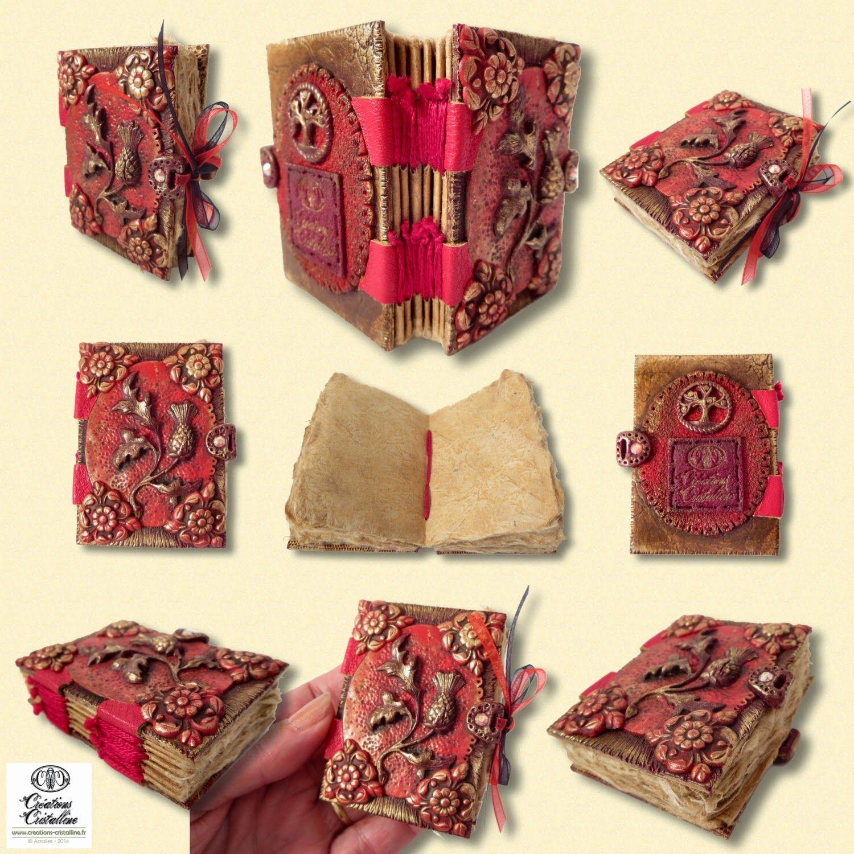 Petit Carnet Livre D Artiste Feuilles De Papier Nepalais