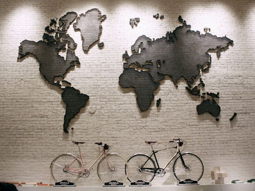 World map on wall metal google zoeken decoratie huis pinterest world map on wall metal google zoeken gumiabroncs Image collections