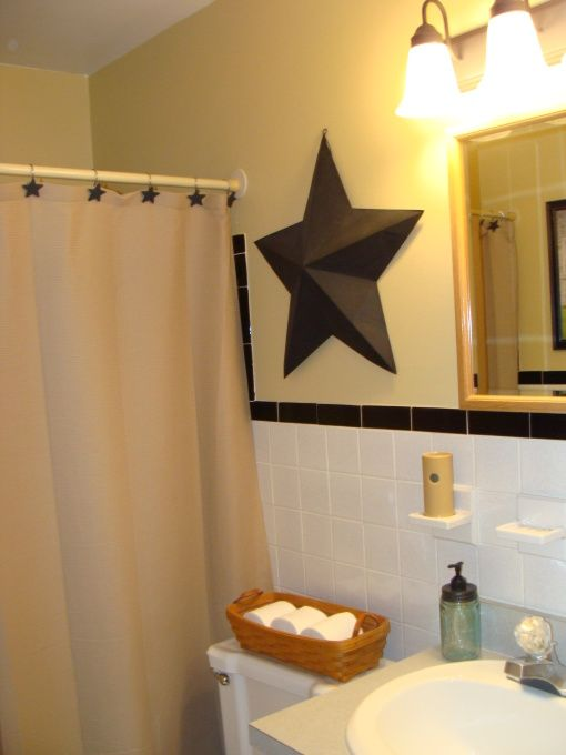 Clean country bath bathroom designs decorating ideas hgtv rate my space bathroom Bathroom design ideas country