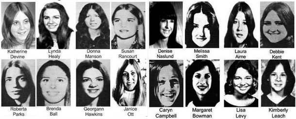 Ted Bundy Survivors List