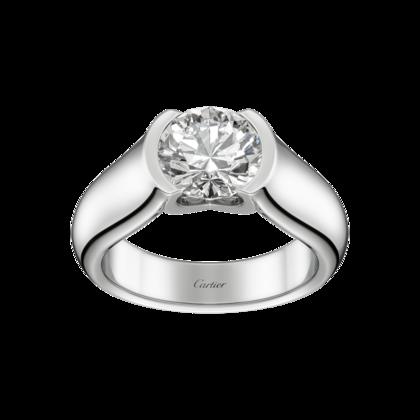 bague diamant 1 carat cartier