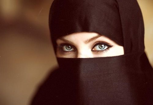 Arabian Eyes You Can T Those Eyes Elsewhere Niqab Attractive Eyes Niqabi Girl Black niqab eyes wallpaper