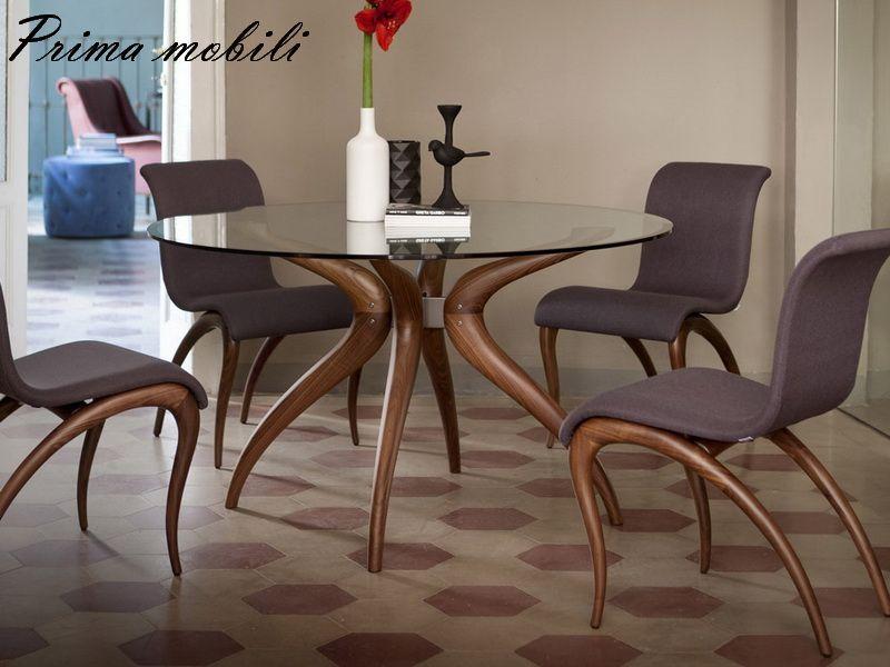 Mobili Porada ~ Итальянский обеденный стол retro porada купить в Москве в prima