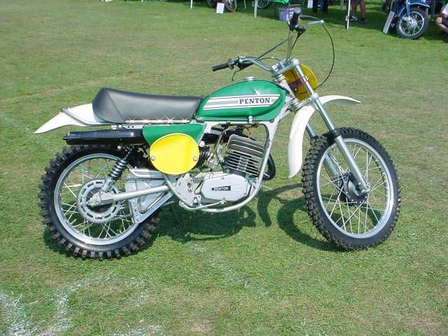 Pentons' were great when I was young.  Still sold under the KTM name.