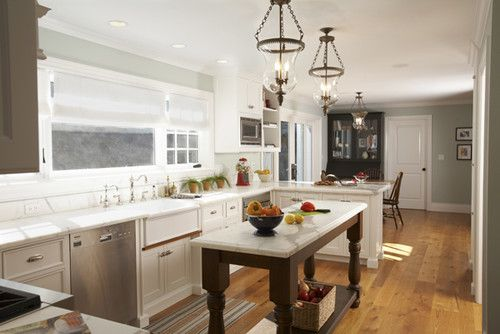 Narrow Kitchen Layout Design Pictures Remodel Decor And Ideas Narrow Kitchen Island Kitchen Island With Seating Narrow Kitchen