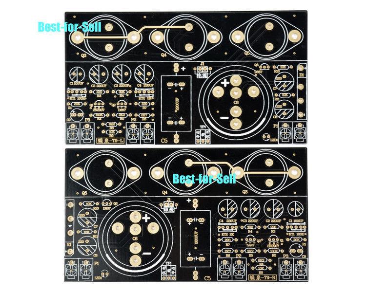 7 42 2pcs Jlh 1969 Class A Amplifier Amp Stereo High Quality