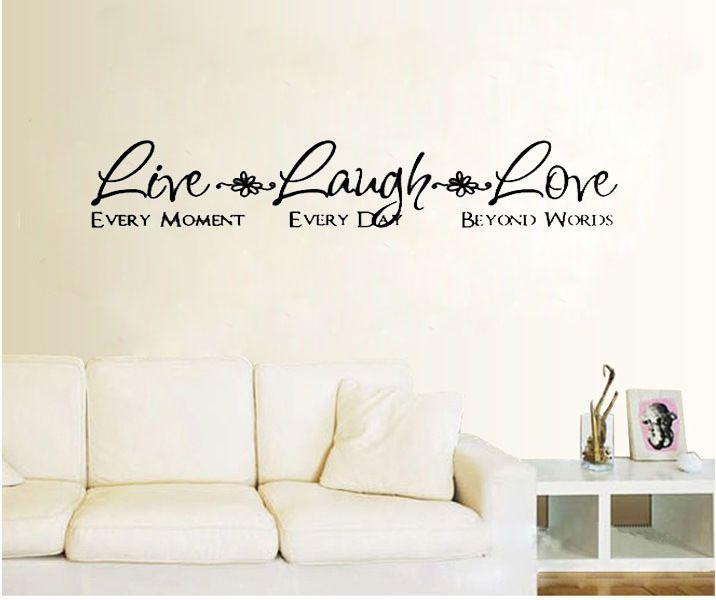 Live Laugh Love Decor for Home Design