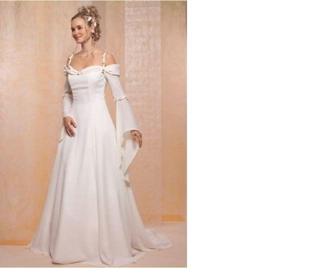Favori Idée robe de mariée, à faire évoluer en y ajoutant du vert et en  XP45