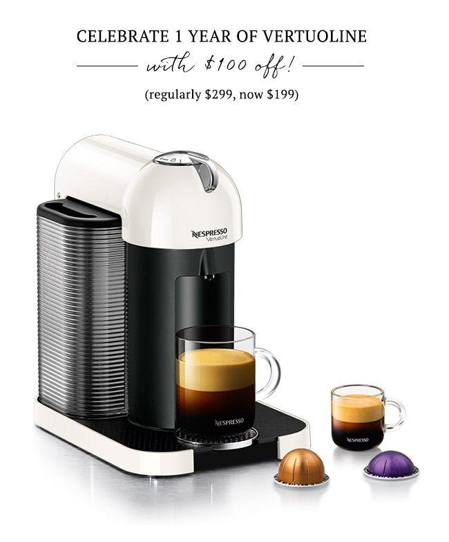 Perfect Wedding Gifts: Nespresso VertuoLine – The Perfect Wedding Gift