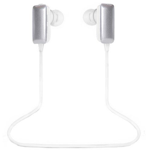 ECSEM® Mini Wireless Bluetooth Earbuds Stereo Headphones Headsets Microphone for Iphone 4S 5, Ipad 2 3 4 New iPad, Ipod, Android, Samsung Galaxy, Smart Phones Bluetooth Devices (Gray):Amazon:Cell Phones & Accessories