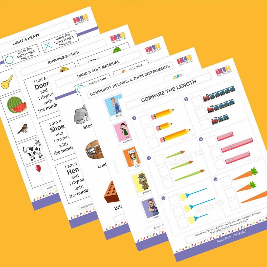 Kindergarten Worksheets Free Printables Sight Words In