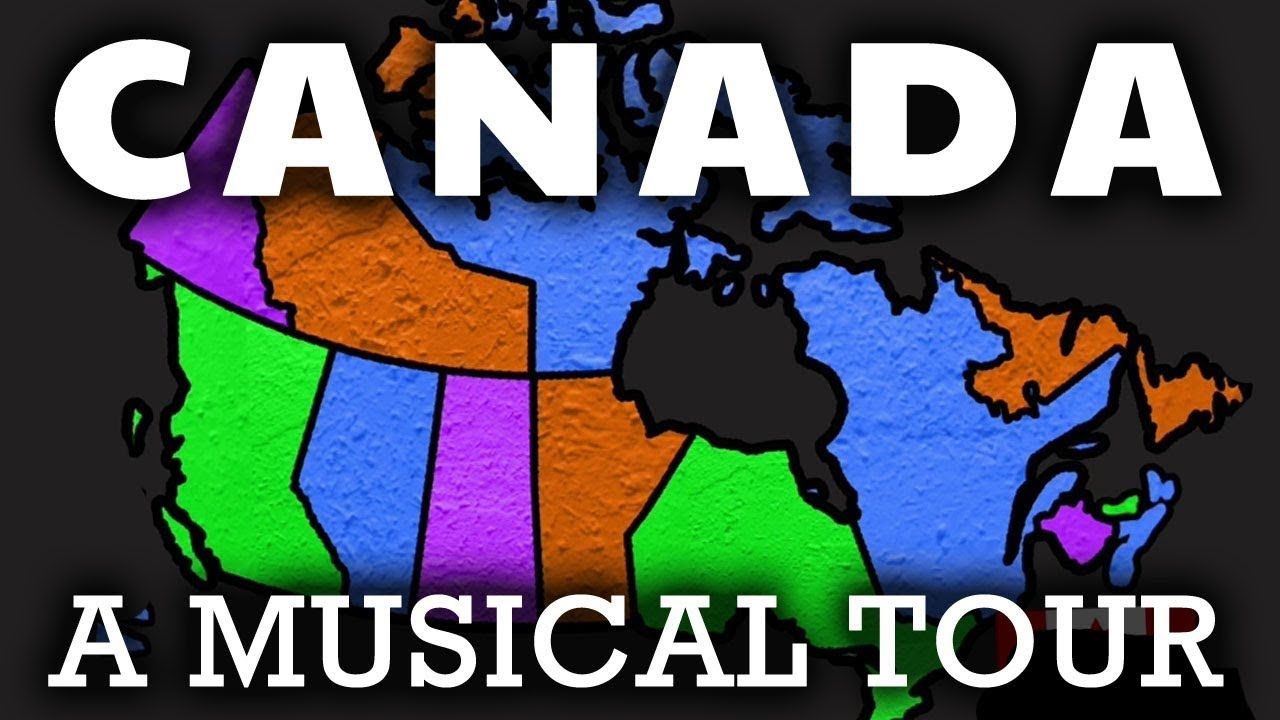 Canada Song For Kids Learn Facts About Canada In 2020 Canada For Kids Learn Facts Kids Songs