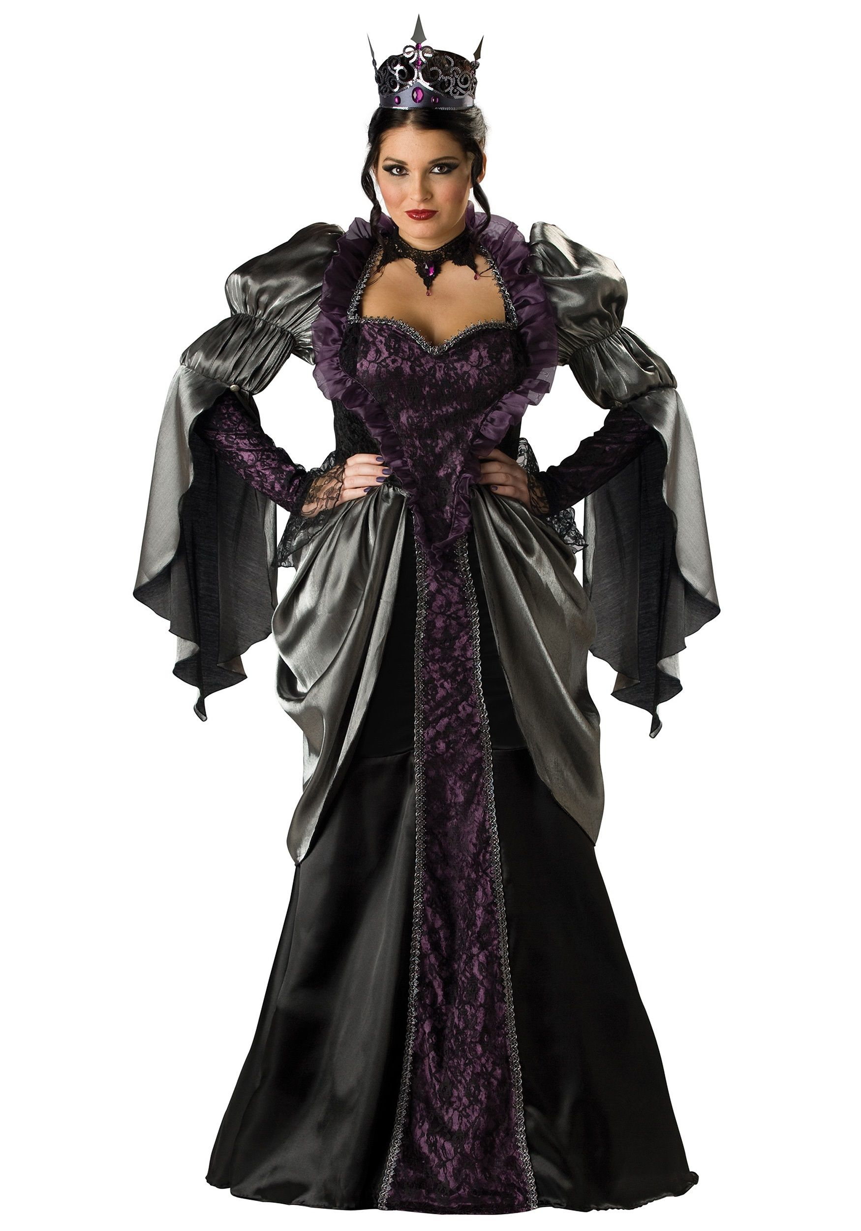 Evil Queen | Evil Queen Plus Size Costume  sc 1 st  Pinterest & Evil Queen | Evil Queen Plus Size Costume | ? Evil Villians ...