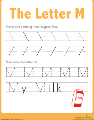 1000+ images about Letter m on Pinterest | Learning styles ...
