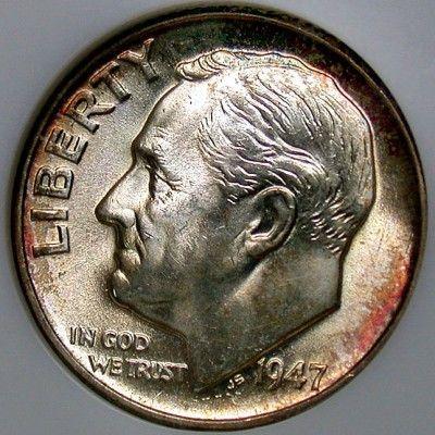Roosevelt Dime Error List | coins | Us coins, Error coins, Coins