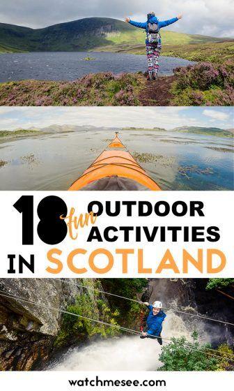 18 Fun Outdoor Activities in Scotland You Must Try